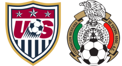 United States vs. Mexico CONCACAF Cup playoff